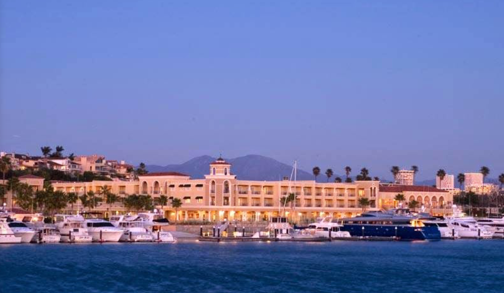 Fitzgerald yap kreditor llp is sponsoring the national for Balboa bay resort