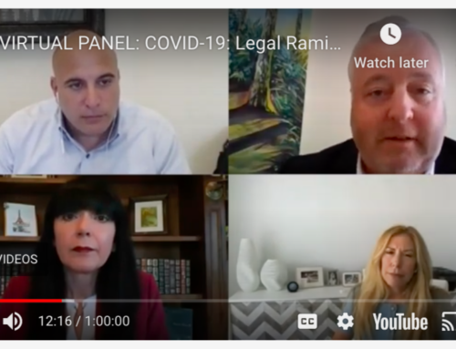 Legal Ramifications of COVID-19 for Businesses